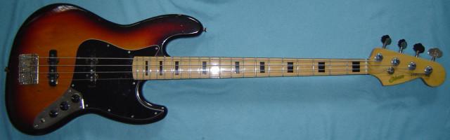 Seiwa Professional (Jazz Bass Japan)