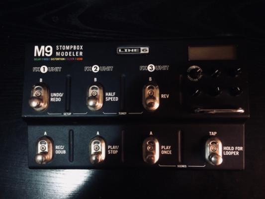 Pedal Line6 M9