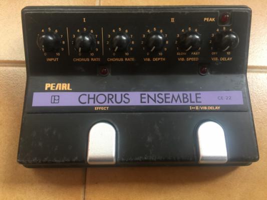 (Última Rebaja) Pearl CE-22 CHORUS ENSEMBLE 80's