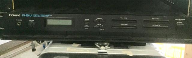 Caja de Ritmos Roland R-8M