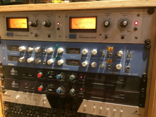 ORBAN 424 a stereo compresor