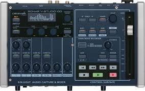 Cakewalk VS 100 tarjeta de sonido y grabadora