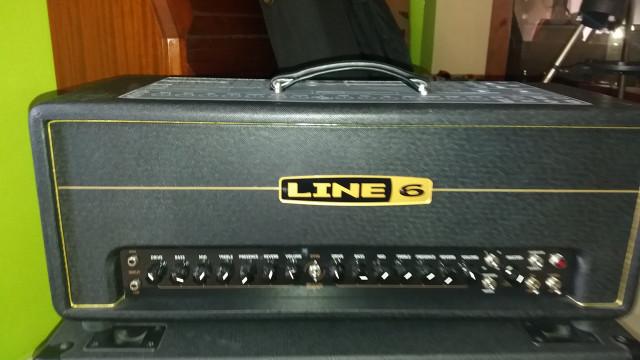 LINE 6 DT 50 HEAD