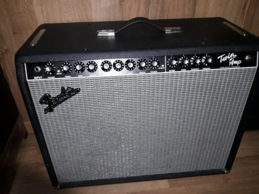 Fender Twin Amp 100W