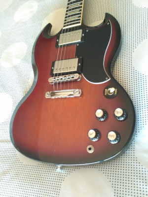Gibson SG Standard 120 aniversario