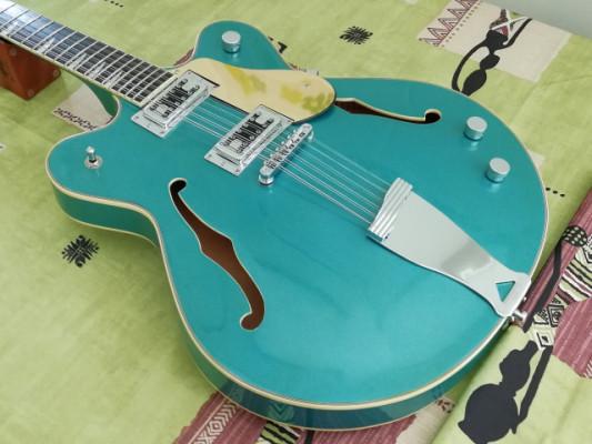 Eastwood Classic 12 Metallic Blue