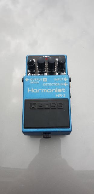 BOSS HR 2 HARMONIST