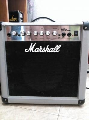 Vendo Marshall MG15 CDR Silver