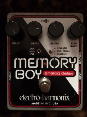 Delay Memory boy EHX (reservado)