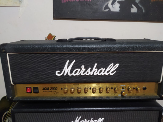 Marshall jcm 2000 dsl 50w (reservado)