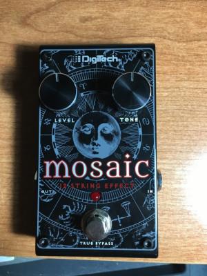 Digitech Mosaic 12 cuerdas Nuevo