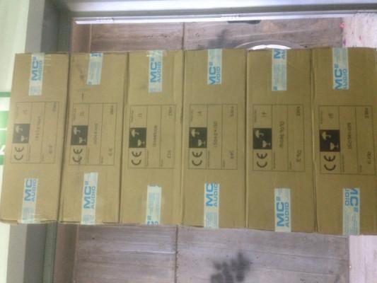 MC2 Audio E-Series E-100