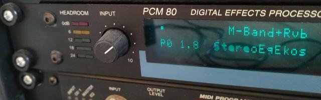 Lexicon PCM80
