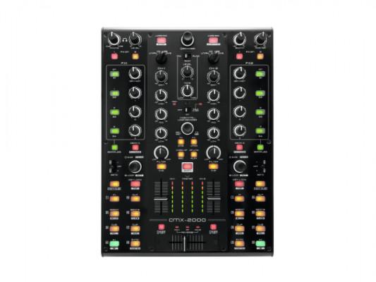 Digital DJ mixer and controller