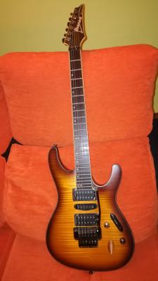 Guitarra Ibanez S870FM en muy buen estado