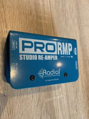 DI Reamp Radial ProRMP
