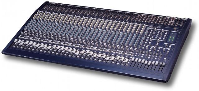 mesa de mezclas para studio o directo