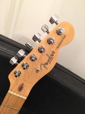 Fender American Series Telecaster edición limitada SH