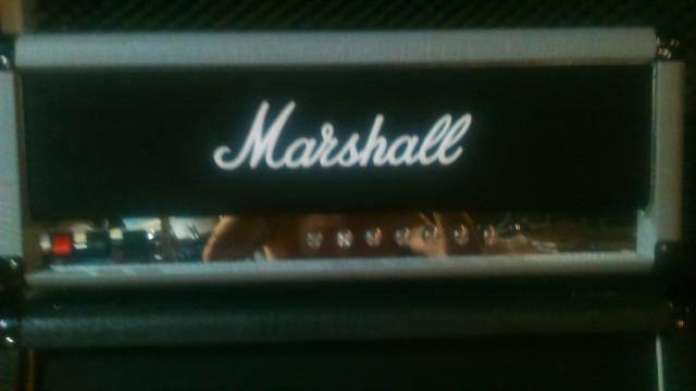 Marshall 2555x Silver Jubilee 100w