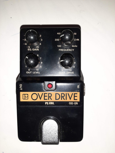 Overdrive Pearl OD-05