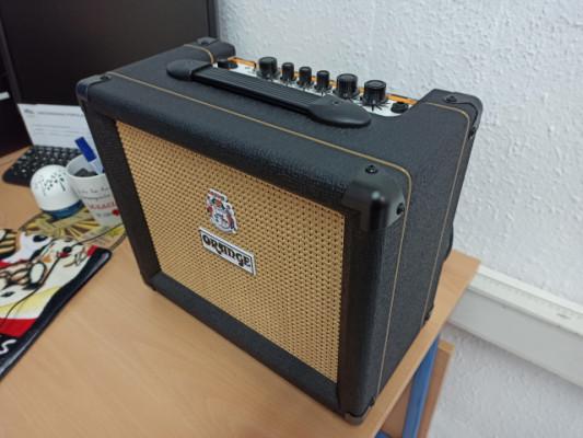 Amplificador de guitarra Orange Crush 20 RT black