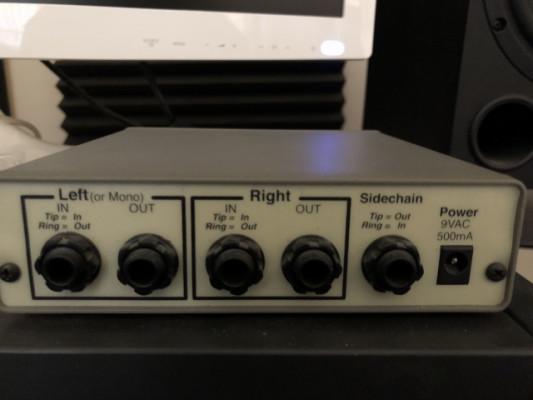 FMR Audio RNC1773. Compresor estéreo.