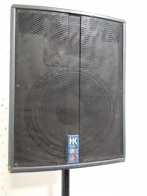 Vendo/Cambio Equipo de sonido HK audio+PA