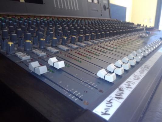 Mesa sonido analógica Soundcraft B400