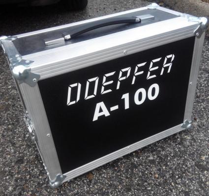 Caja Eurorack Doepfer Suitcase