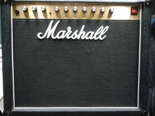 combo marshall 5210, icm 800 solid state amp
