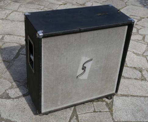 Caja 4x12 Sinmarc Modelo R 2412/R