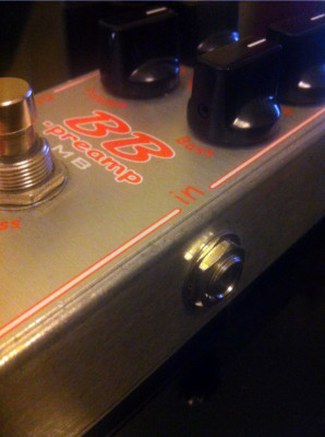 Xotic BB Preamp MB Custom Shop - overdrive pedal
