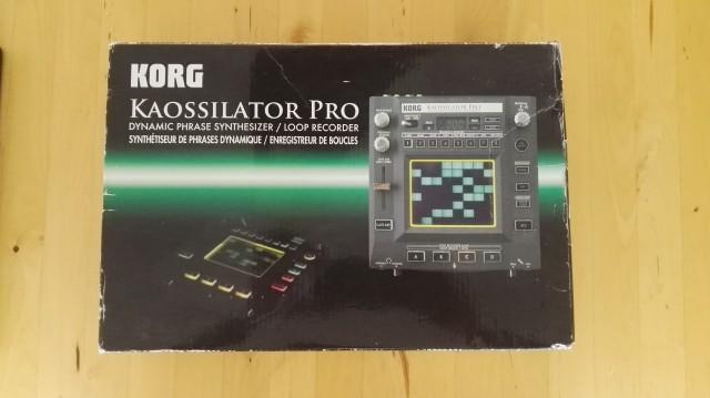 Korg Kaossilator Pro