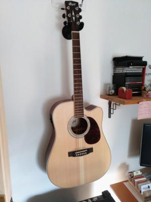 Guitarra electroacustica Cort MR710F
