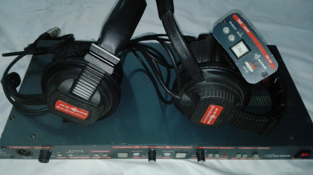 Intercom Altair EF 200