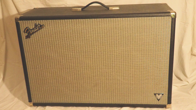 Pantalla 2x12 Fender Bandmaster Vintage Modified