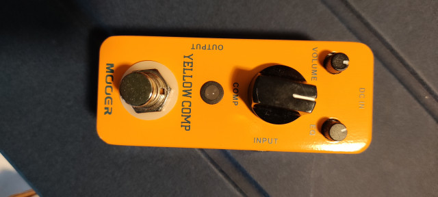 Compresor Mooer Yellow Comp