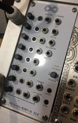 Baby-8 sequencer