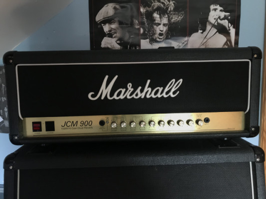 Marshall JMC 900