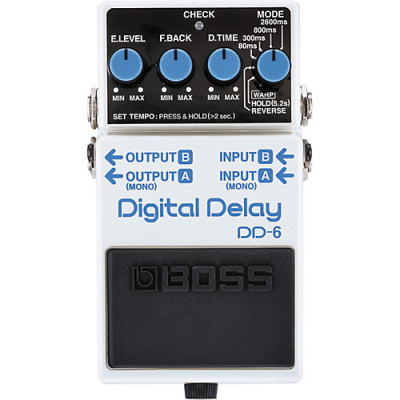 Boss dd6 delay