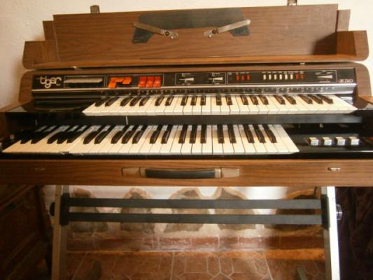 New Eko Tiger Duo (organo 70's Italia)