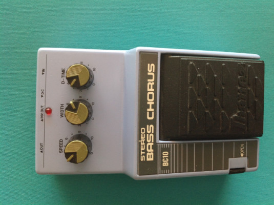 Stereo Bass Chorus BC10 Ibanez