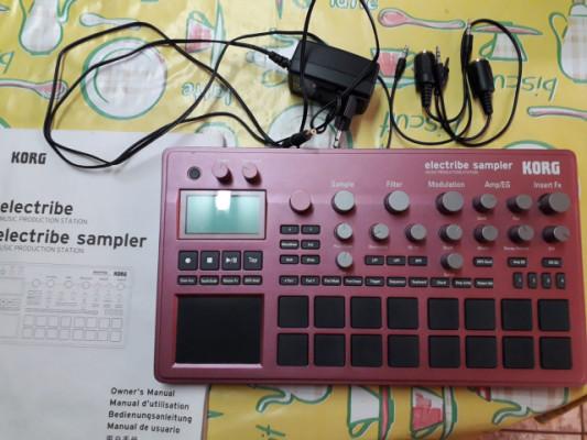 Electribe 2 sampler