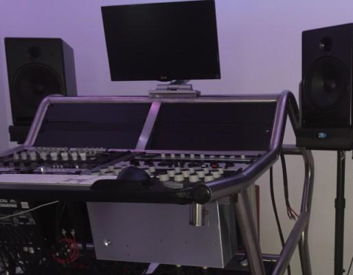Mesa Mastering & Mixing acero 28un rack