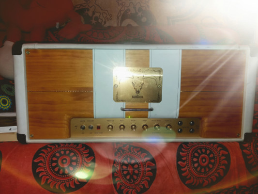 Mueble plexi 50w Barracuda por mueble jtm45 / jmp50