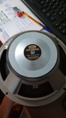 Altavoces Celestion Vintage 10 8ohm (4 unidades)