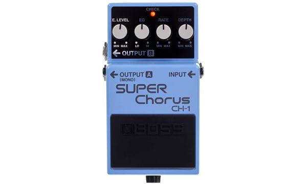 Boss superchorus ch1