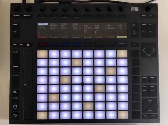 Push 2 + Ableton Live 10 Suite + Decksaver