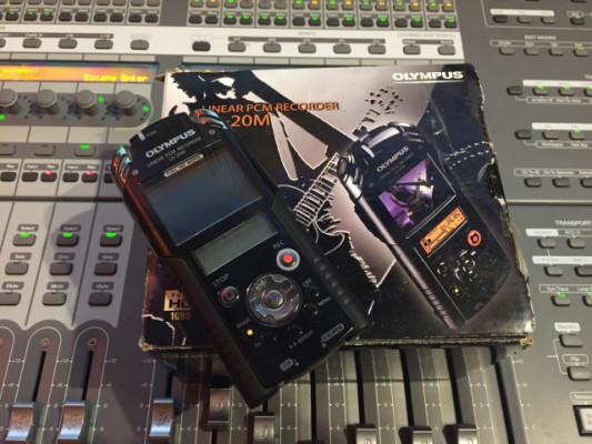 OLYMPUS Grabador de Audio y Video