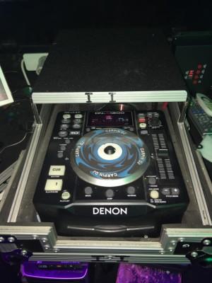2 Denon DN S 1200 con Maleta de transporte